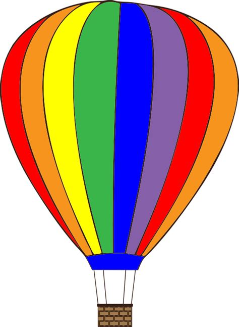 clipart ballo free to use domain air balloon clip