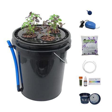 viagrow hydroponic water culture vegetative system 4