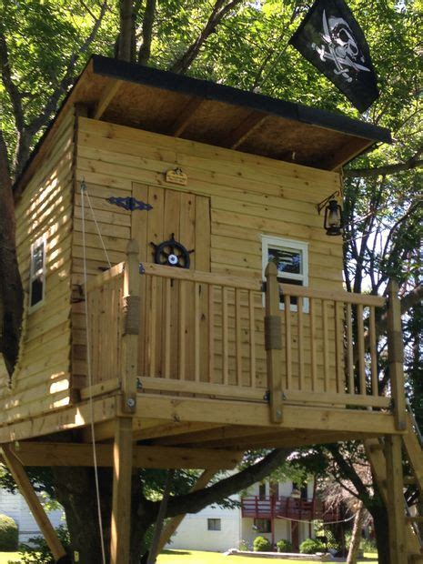 lovely diy treehouses   kids dream  true