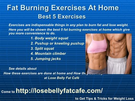 best exercise for burn