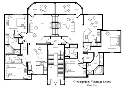 greensprings vacation resort floor plan greensprings vacation resort 4 bedroom timeshare resale