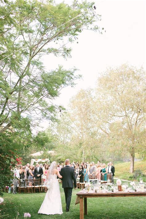 backyard wedding san diego ashley mike s backyard wedding 187 leah vis
