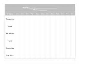 free printable timeline templates best photos of editable timeline template for students