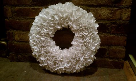 Paper Wreaths - the embellished diy decorations paper wreath