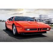 1980 BMW M1 Classic Drive  Motor Trend