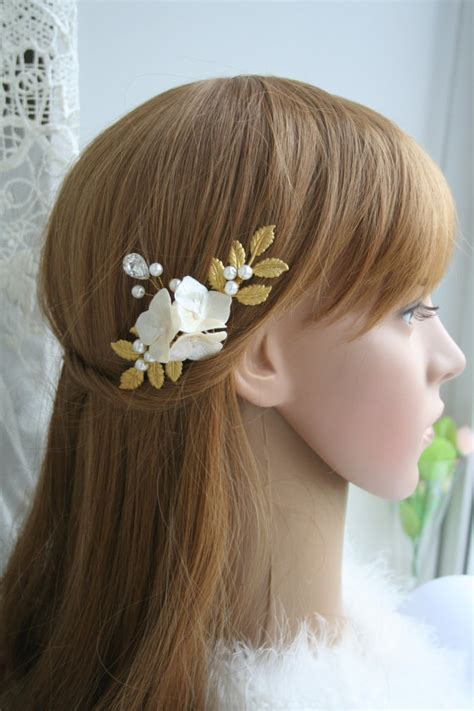 wedding hair flowers pins bridal hair accessory bridal hair pin wedding flower hair