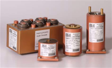 max energy capacitor induction heating up to 900 kvar 70 khz coax zez silko