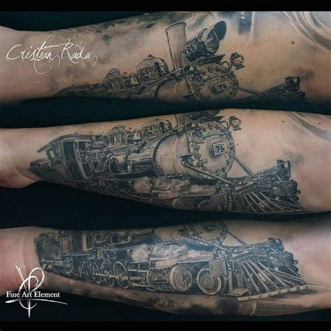cristian radu tattoo 277 best train tattoo images on pinterest train trains