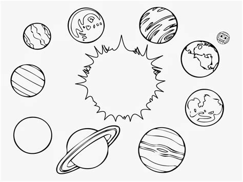solar system coloring pages solar system coloring pages to and print for free