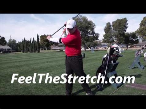 vj trolio golf swing home a device for the quot most important stretch in golf