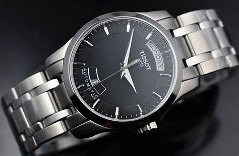 Men's Watches   Tissot Couturier Automatic Day Date was