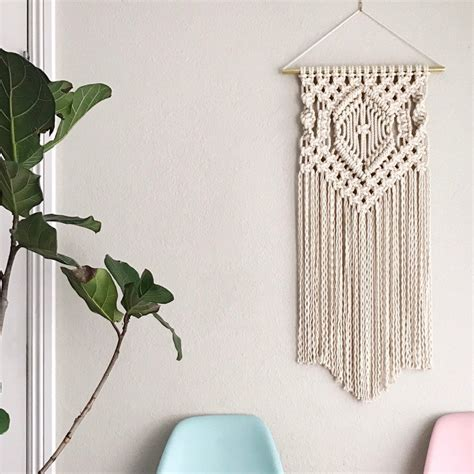 Simple Macrame Patterns - macrame patterns macrame pattern macrame wall by reformfibers