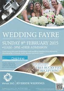 Free Wedding Planning Book Wedding Fayre Sunday 8th February 2015 Venue 360
