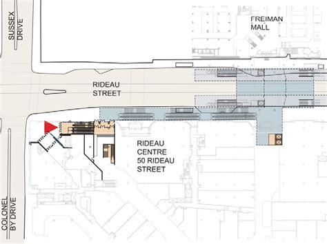 rideau centre floor plan rideau centre floor plan meze