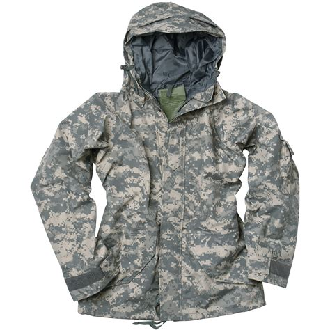 Jual Jaket Parka Army Outdoor Camo Militer mil tec weather jacket waterproof