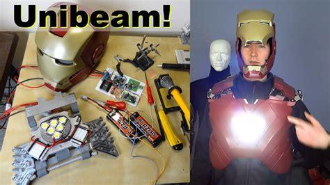 xrobots iron man cosplay electronics part powering