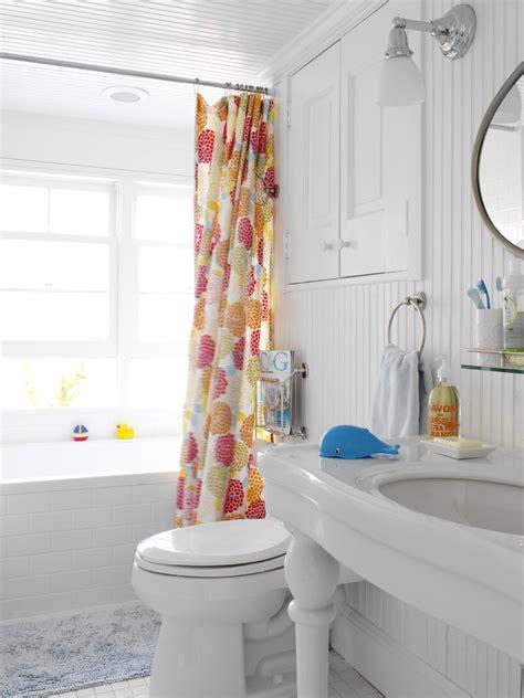 gorgeous shower stall curtainsin bathroom tropical