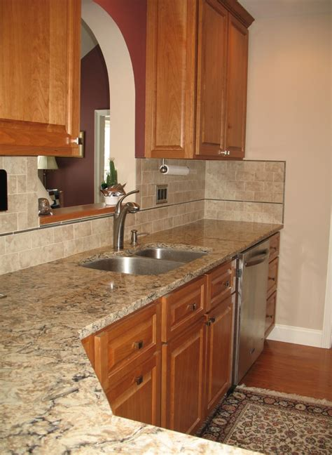 kitchen countertop backsplash kitchen bathroom tile nh tile installation stratham nh