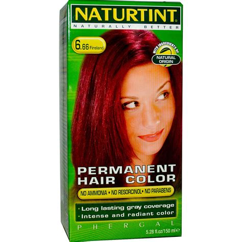 naturtint permanent hair color 6 66 fireland 5 28 fl oz