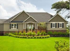 Craftsman Style House Colors by Craftsman House Colors Photos And Ideas