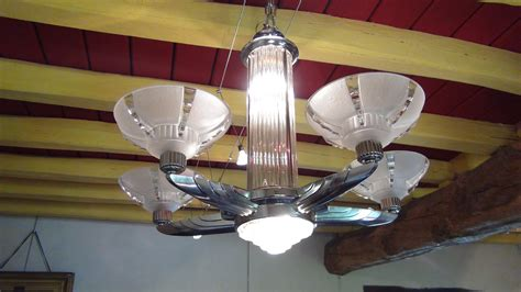 Lustre Deco by Lustre Petitot D 233 Co Duchaylat Antiquit 233 S