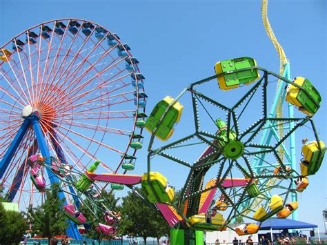 theme park in ohio america s 13 best amusement parks that aren t six flags