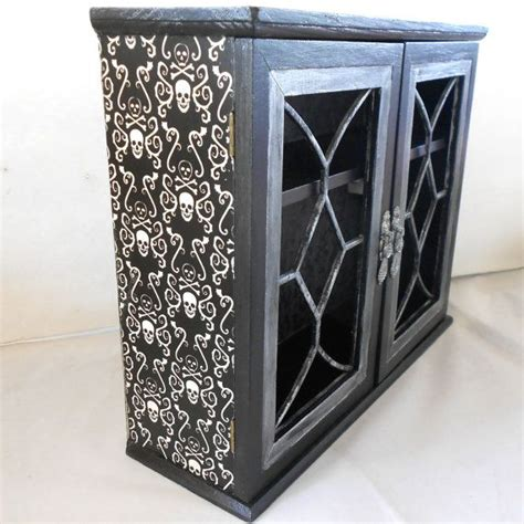 gothic home decor uk gothic cabinet gothic home decor skull and