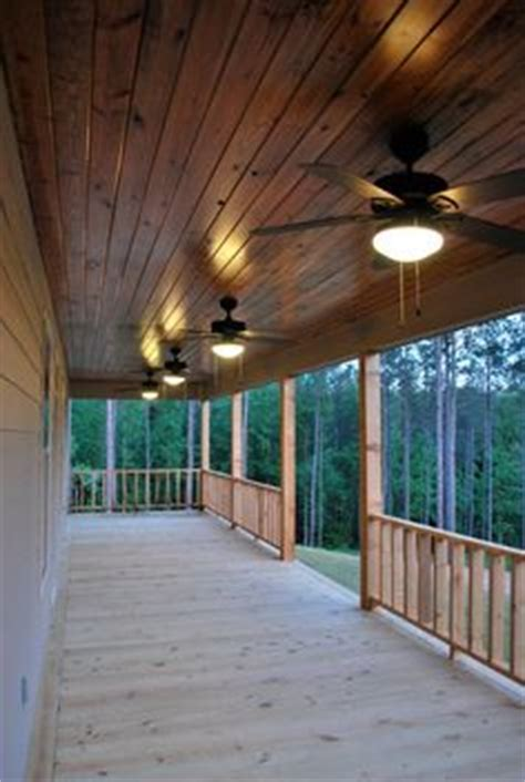 Or instead of painting, stain the wood ceiling on the