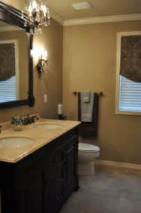 small spa bathroom ideas small spa master bath redo the wall color is cappuccino