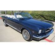 Ford Mustang D&233capotable 1966 &224 Vendre