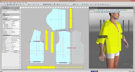 pattern making clothes software pattern design software and 3d sling of industrial