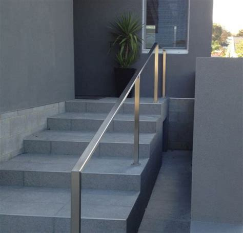 steel banister 1000 images about handrails on pinterest wood handrail