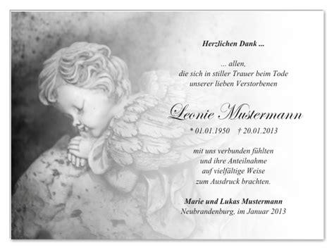 Musterbriefe Danksagung Kostenlos Danksagungskarten Trauer Und Trauerkarten Nach Beerdigung