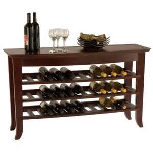 modern wine rack wine rack table