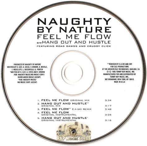 download mp3 feel me flow naughty by nature feel me flow single cd rap music guide
