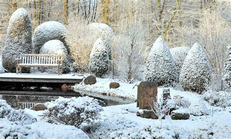 garten im winter 8 tipps f 252 r den garten im winter gartana