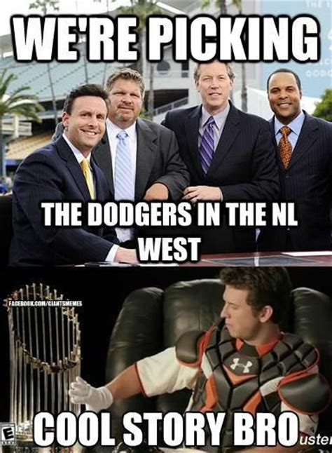 Sf Giants Memes - 17 best images about dodgers suck monkey butt on pinterest