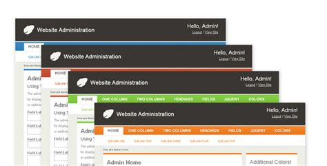 clean admin template clean website administration template by cudazi themeforest