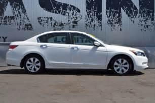2008 used honda accord sedan accord ex l with navigation