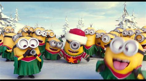 minions merry xmas happy  year youtube