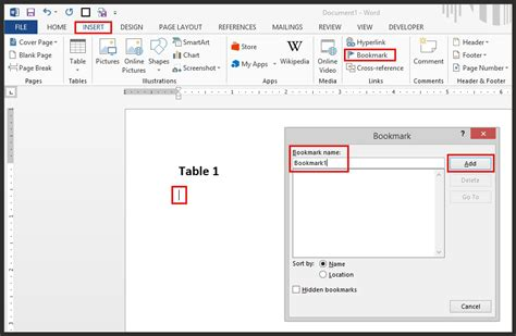 how to make printable bookmarks in microsoft word copy paste multiple excel tables into microsoft word