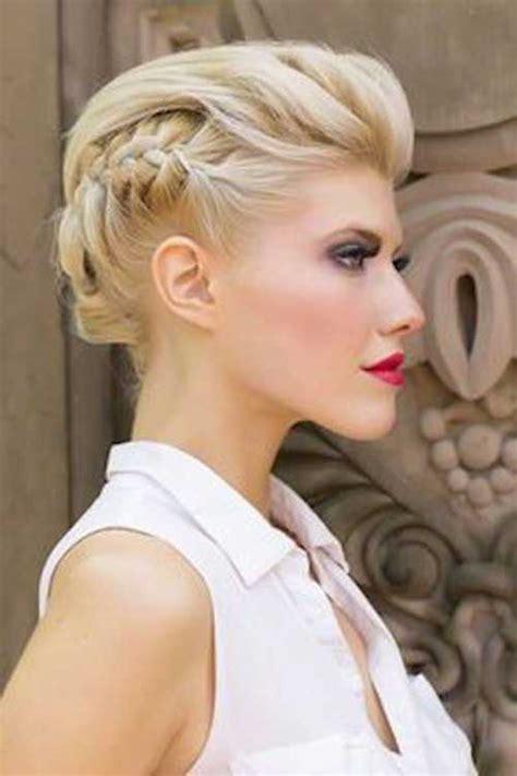 Fã R Frauen by Inspirierend Hochsteckfrisuren Kurze Haare Grafiken