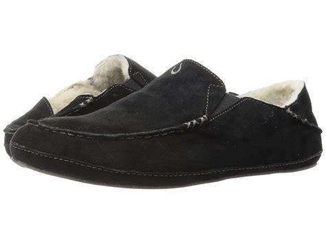 slippers zappos olukai moloa slipper black black zappos free