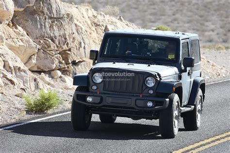 2018 Jeep Wrangler Debut by 2018 Jeep Wrangler Jl May Debut At The 2017 Los Angeles