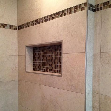 12x24 tile shower pin by ceramictec ta tile contractor on our tile work
