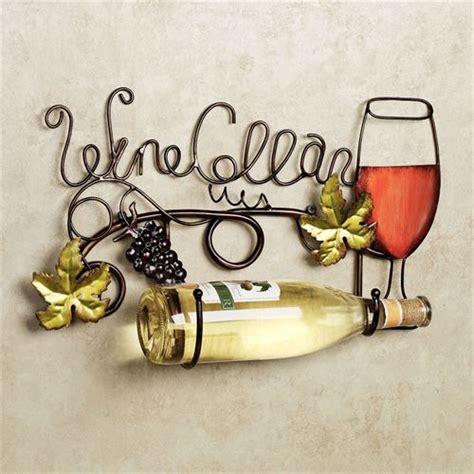 Metal Wall Wine Rack Bottle Holder by Wine Cellar Metal Wall Wine Bottle Holder