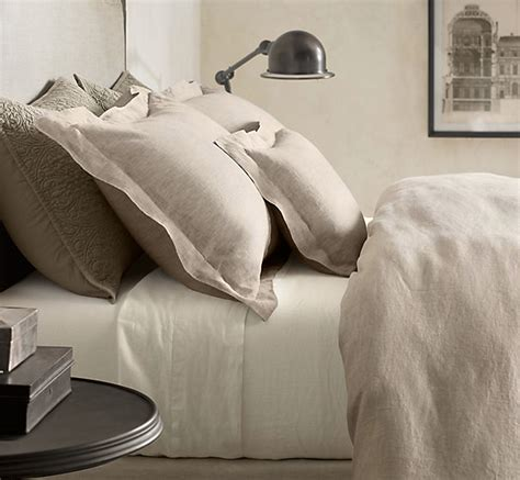 Restoration Hardware Linen Sheets Restoration Hardware Linen Sheets Homesfeed