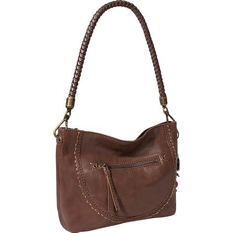 the sak indio leather demi shoulder bag 21 colors leather