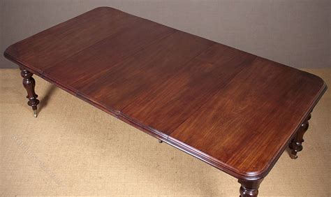 10 Seater Extending Dining Table 10 Seater Extending Mahogany Dining Table C 1830 Antiques Atlas