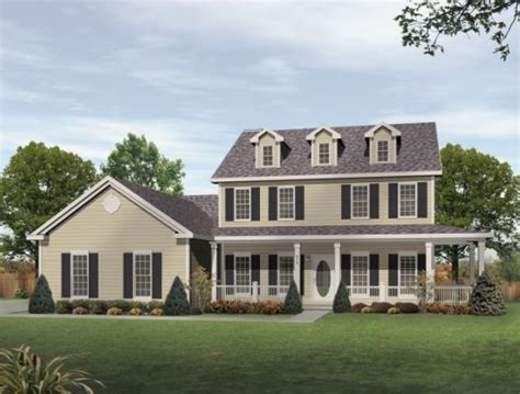 Two Story Country House Plans by 2 Story House Exterior Designs Housedesignpictures Com